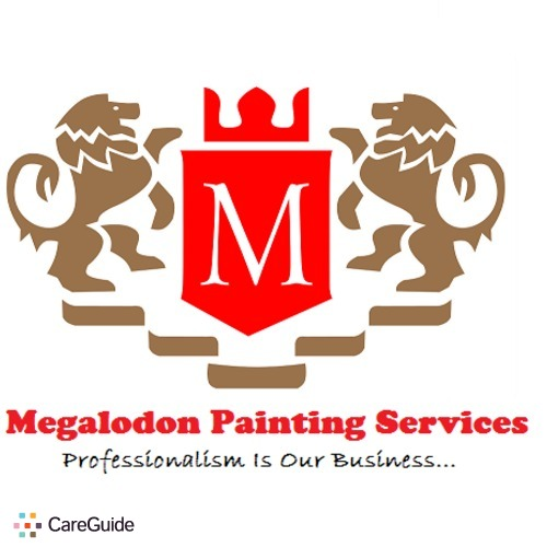 Painter Provider Megalodon Painting Services's Profile Picture