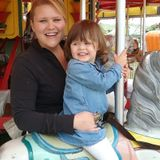 I am a energetic young woman who is the stay-at-home mom looking for a little bit of extra income.
