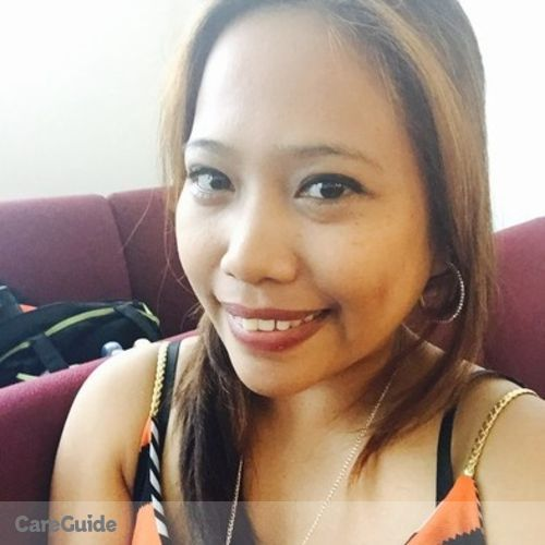 Housekeeper Provider Kath Almazan's Profile Picture