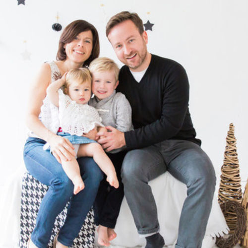 Active friendly family seeking nanny for two children