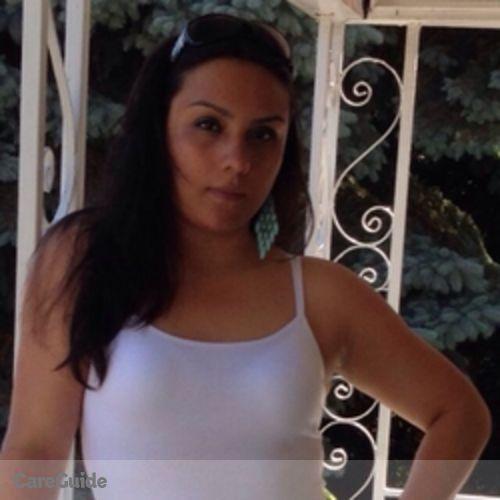 Canadian Nanny Provider Maria Robles's Profile Picture