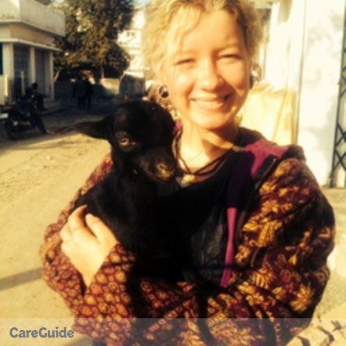 Canadian Nanny Provider Brooke Gordon's Profile Picture