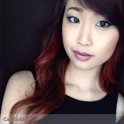 Canadian Nanny Provider Rebecca Fung's Profile Picture
