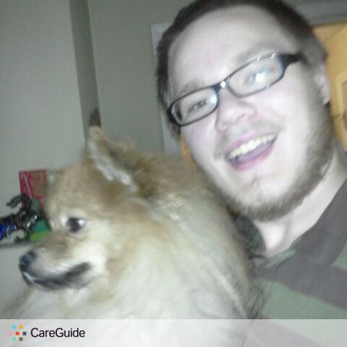 Pet Care Provider Sam Hadden's Profile Picture