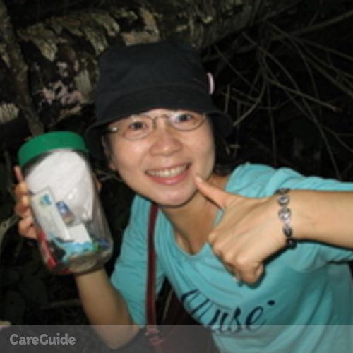 Canadian Nanny Provider Fanny Shih's Profile Picture