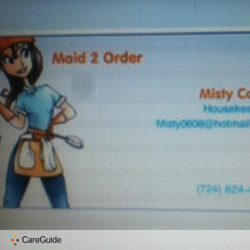 Housekeeper Provider Misty Cadry's Profile Picture