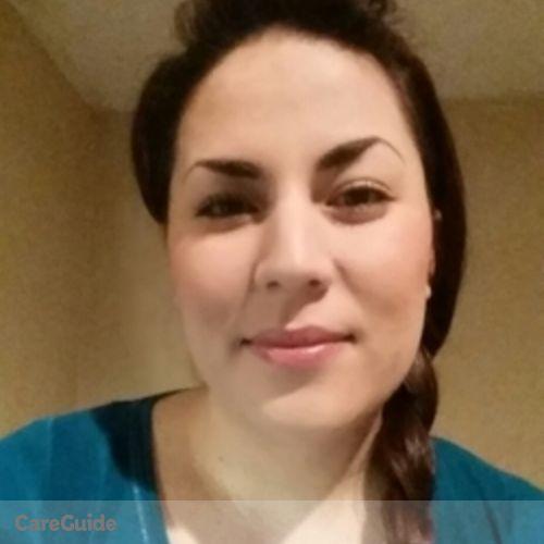 Canadian Nanny Provider Marcia Arredondo's Profile Picture