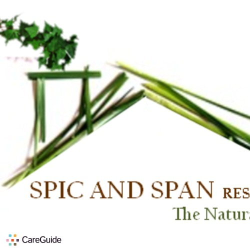 Housekeeper Provider Spic and Span Residential's Profile Picture