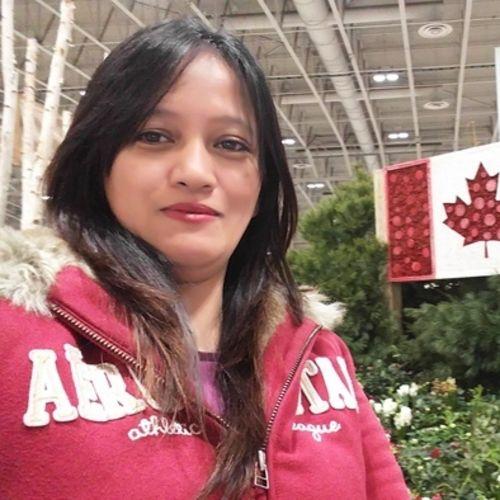 Canadian Nanny Provider Lovella Nacion's Profile Picture