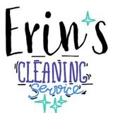 Erin's cleaning services