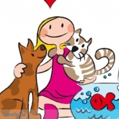 Pet Care Provider Zee SitiingService's Profile Picture