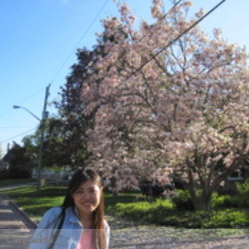 Canadian Nanny Provider Natsumi 's Profile Picture