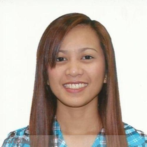 Canadian Nanny Provider Vanessa Rema V's Profile Picture