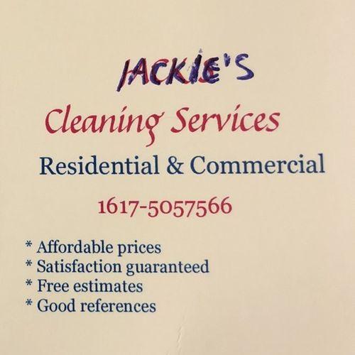Housekeeper Provider Jackeline V's Profile Picture