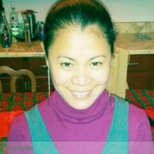 Canadian Nanny Provider Sandra Pontilar's Profile Picture