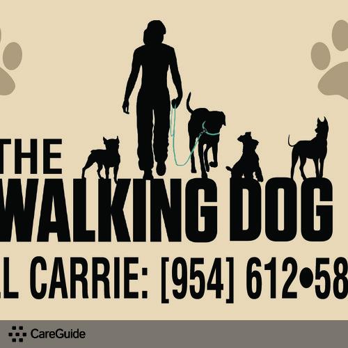 Pet Care Provider Carrie Bradford's Profile Picture