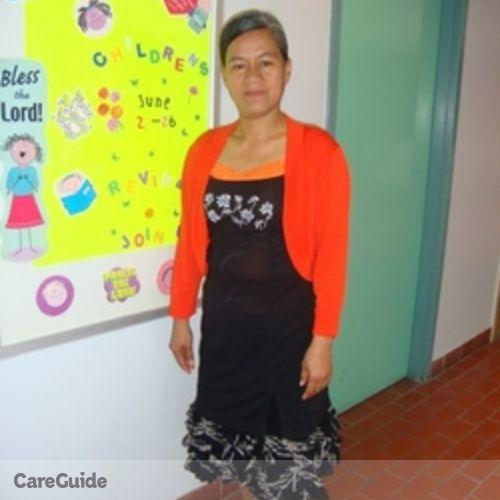 Canadian Nanny Provider Delia Patiten's Profile Picture