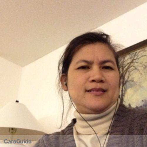 Canadian Nanny Provider Verlita Adloc's Profile Picture