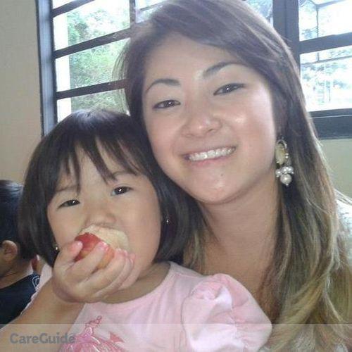 Canadian Nanny Provider Patricia Egashira's Profile Picture