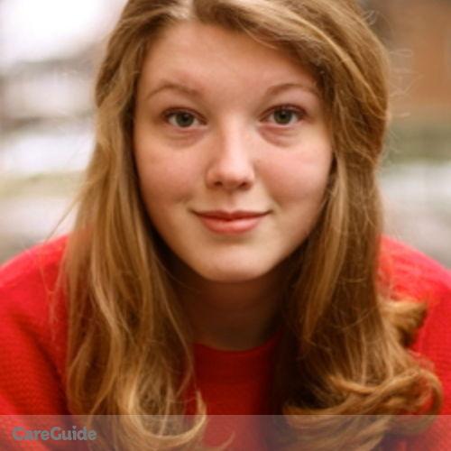 Canadian Nanny Provider Shannon Carranco's Profile Picture