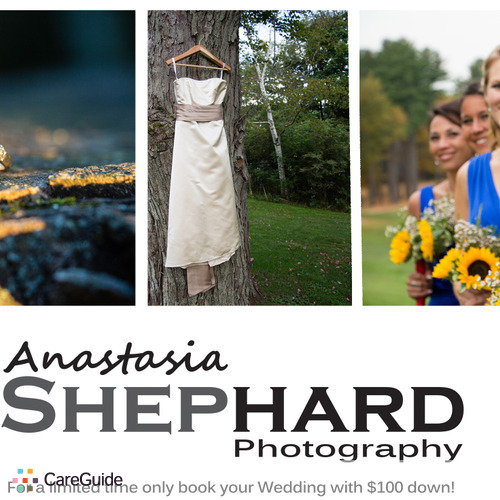 Photographer Provider Anastasia Shephard's Profile Picture