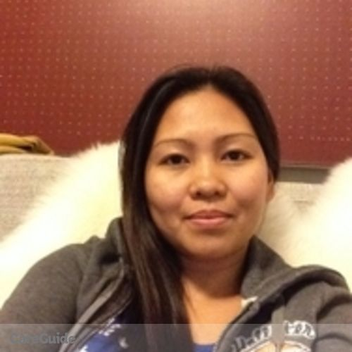 Canadian Nanny Provider Maureen Calar's Profile Picture