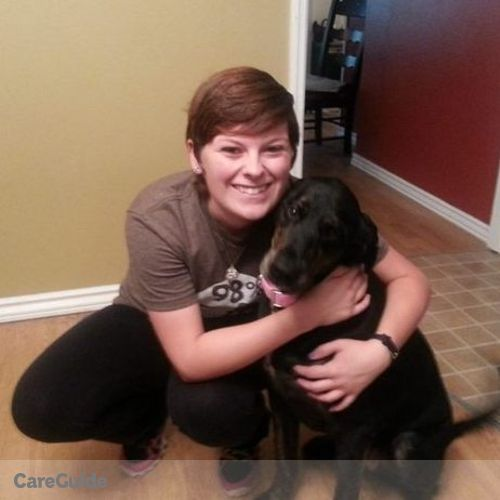 Pet Care Provider Autumn Clark's Profile Picture