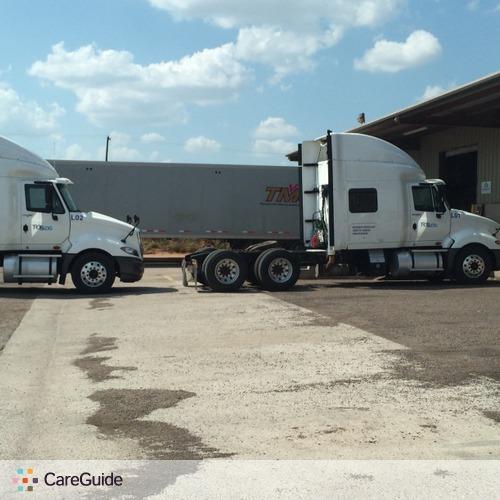 Truck Driver Job Eddie B's Profile Picture