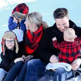 Family in Hafford