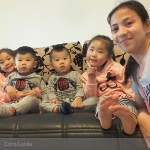 Canadian Nanny Provider Rowena Labaupa's Profile Picture