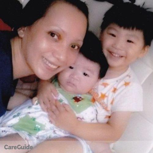 Canadian Nanny Provider Honeyleen Enriquez's Profile Picture