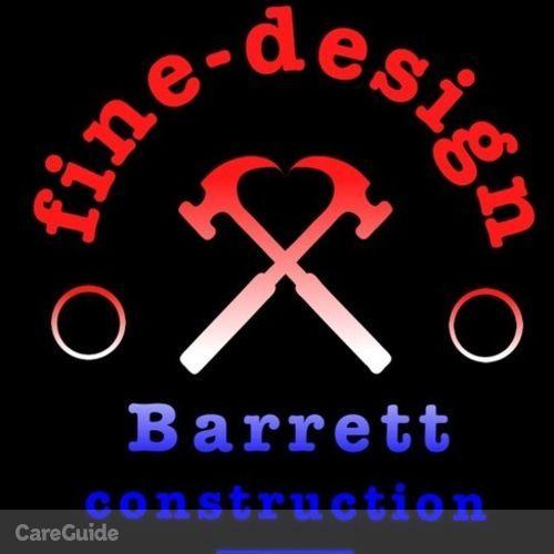 Handyman Provider Jacob Barrett's Profile Picture