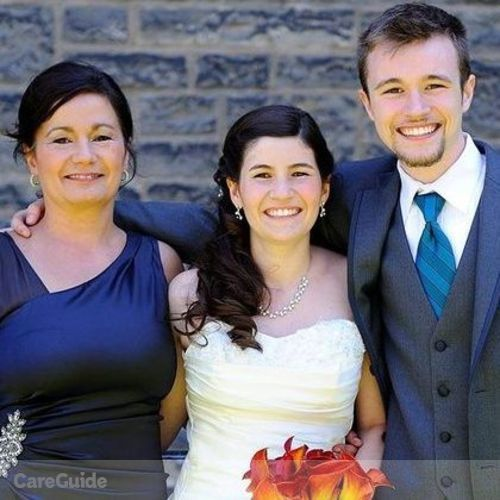 Canadian Nanny Provider Bernadine J's Profile Picture
