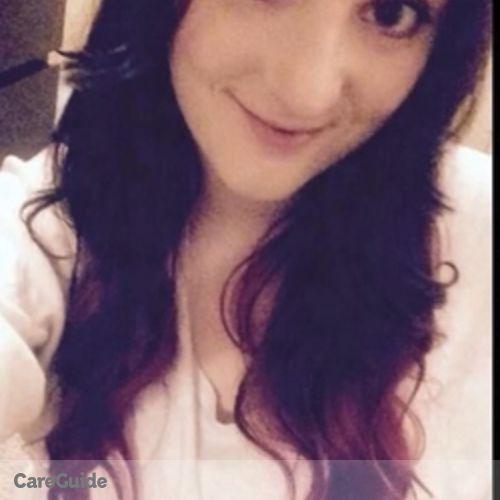 Canadian Nanny Provider Danielle C's Profile Picture