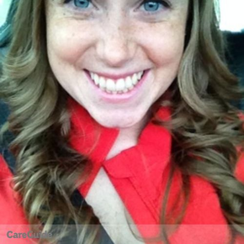 Canadian Nanny Provider Melissa Young's Profile Picture