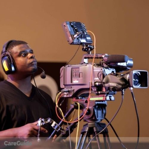 Videographer Provider Clint Montgomery's Profile Picture