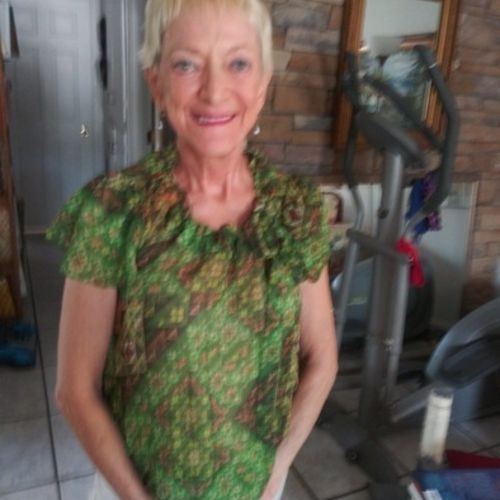 Hi, Nice to meet you! My name is Linda. I'm searching for a home caregiver position in Palm Harbor, Fla. I'm a retired ARNP.