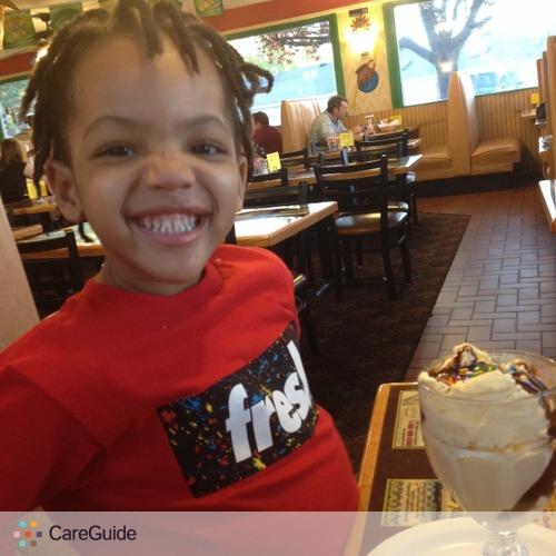 Child Care Provider Alecha Rien's Profile Picture