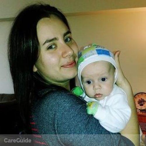 Canadian Nanny Provider Kate V's Profile Picture