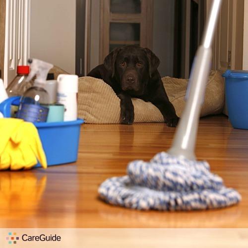 Housekeeper Provider Inga B's Profile Picture
