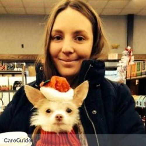 Pet Care Provider Emilee MacDonald's Profile Picture