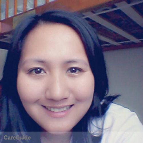Canadian Nanny Provider Cristina Hope R's Profile Picture