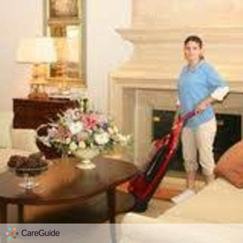 Housekeeper Provider Angel H's Profile Picture