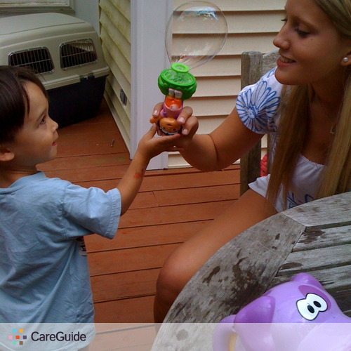 Child Care Provider Alyssa Brangi's Profile Picture
