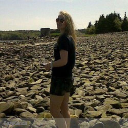 Canadian Nanny Provider Brittany Burnie's Profile Picture