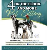4 On The Floor & More Pet Sitting