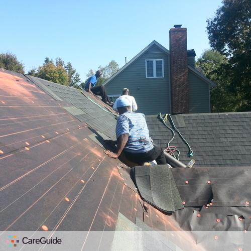 Roofer Provider Elijah D's Profile Picture