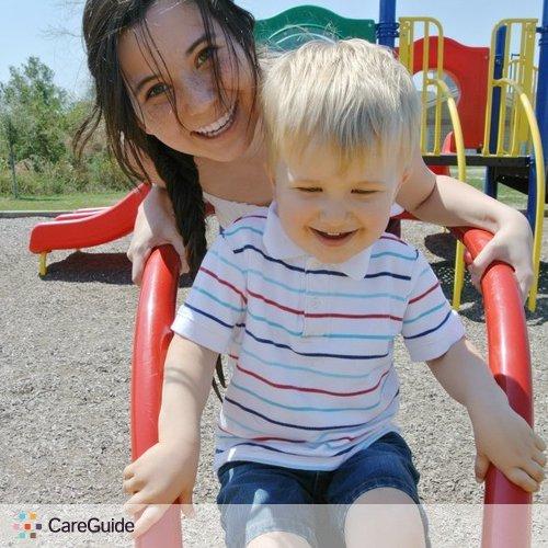 Child Care Provider Damara Bradley's Profile Picture