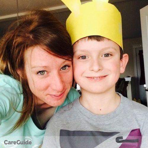 Canadian Nanny Provider Natasha Leclair's Profile Picture