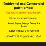 Painter in Rancho Cucamonga